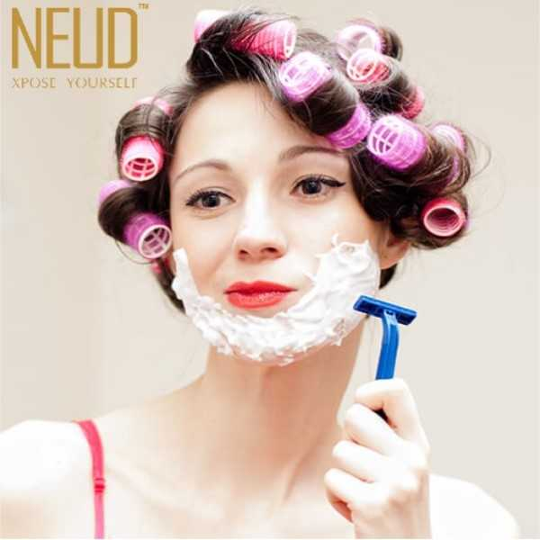 No Shaving with NEUD