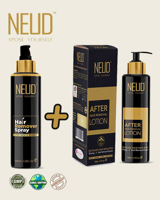 NEUD-Combo-Spray-After-Hair-Removal-Lotion